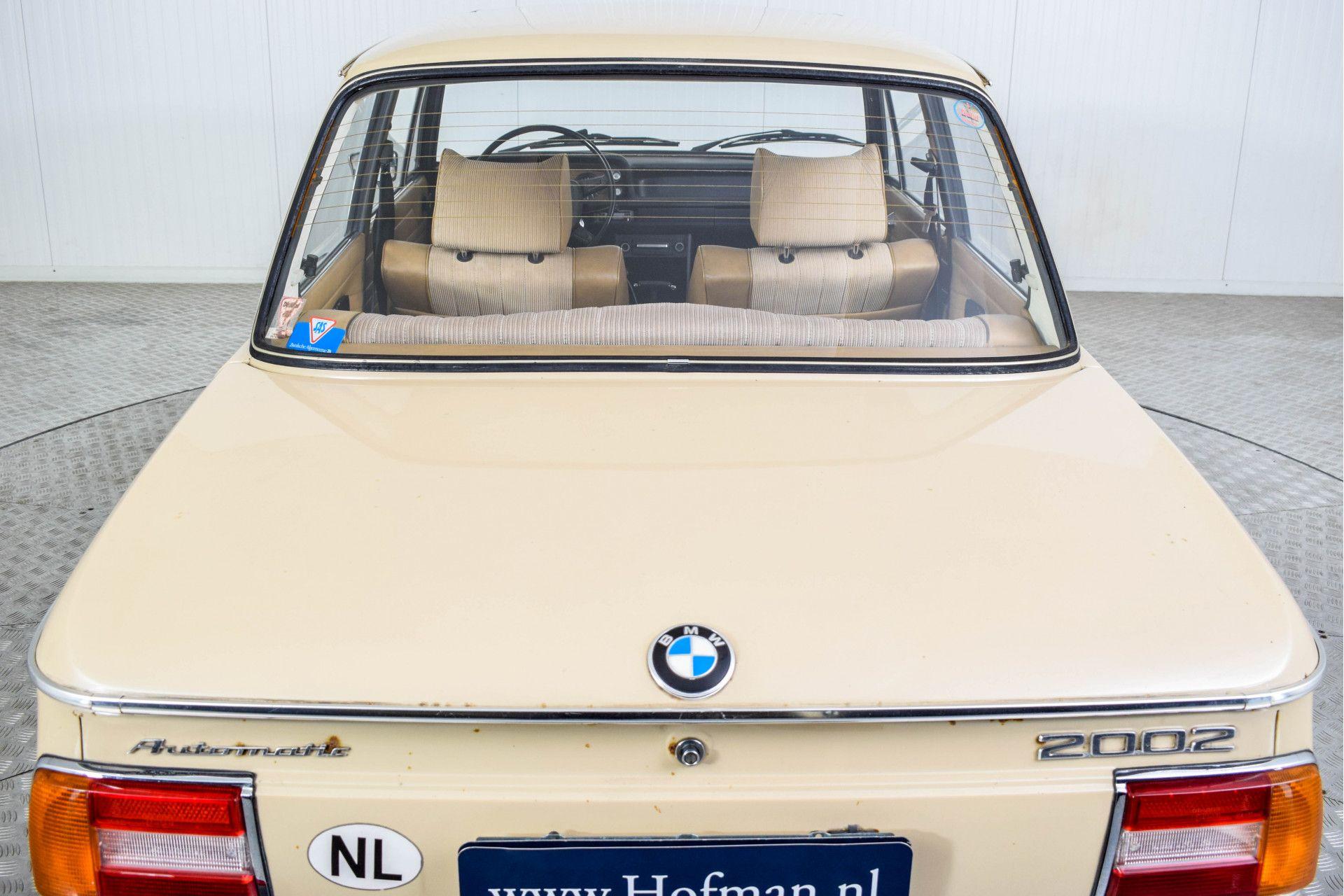 BMW 2002 Eerste eigenaar! Foto 11
