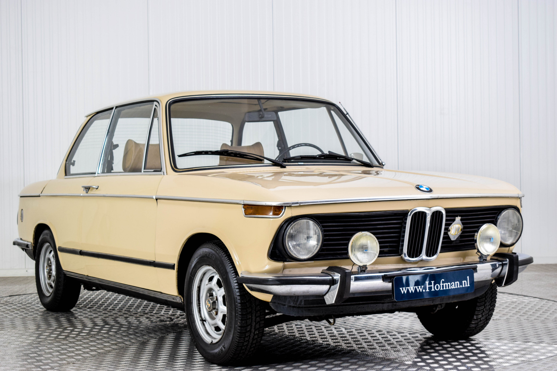 BMW 2002 Eerste eigenaar! Foto 12