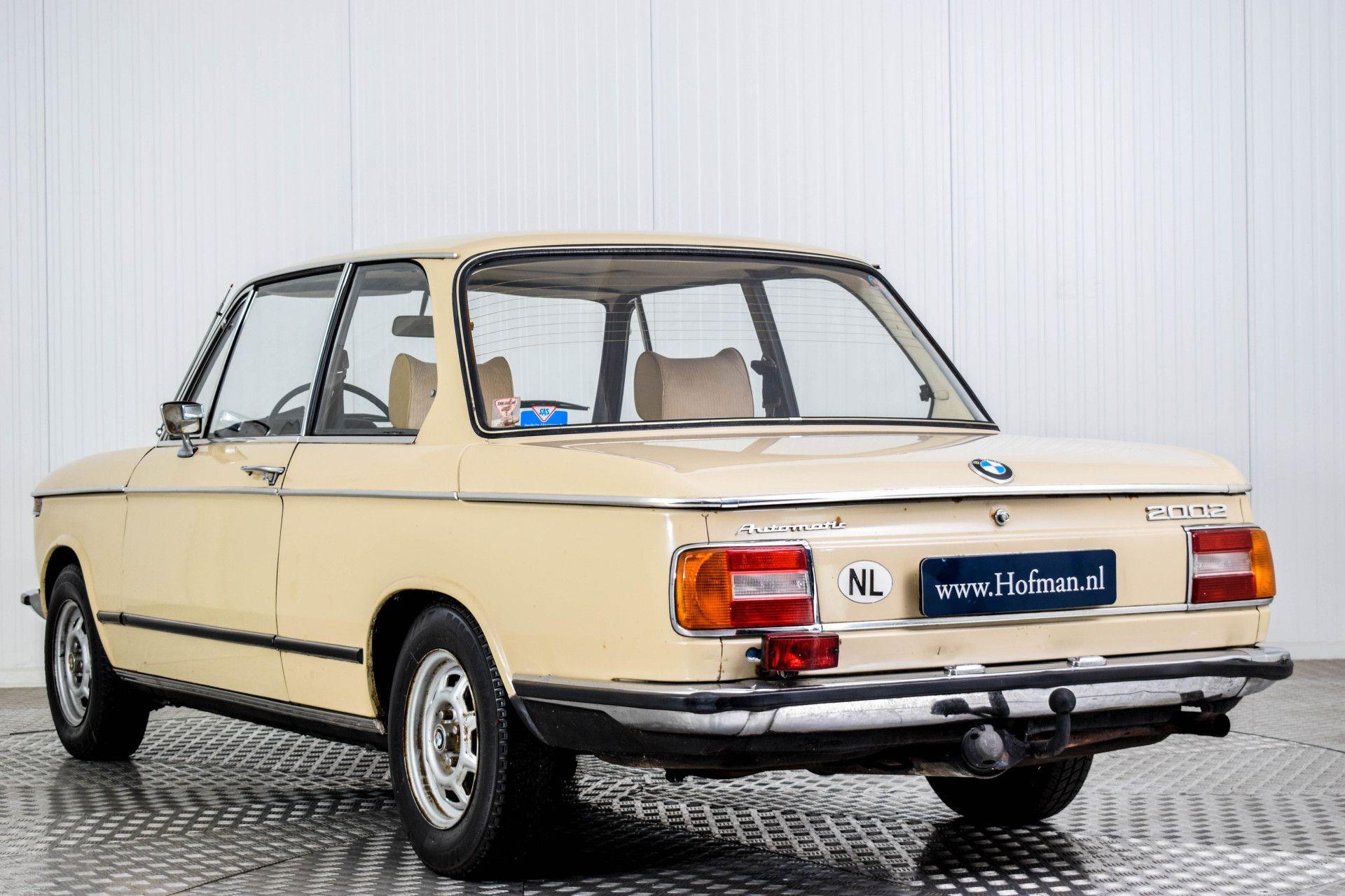 BMW 2002 Eerste eigenaar! Foto 13