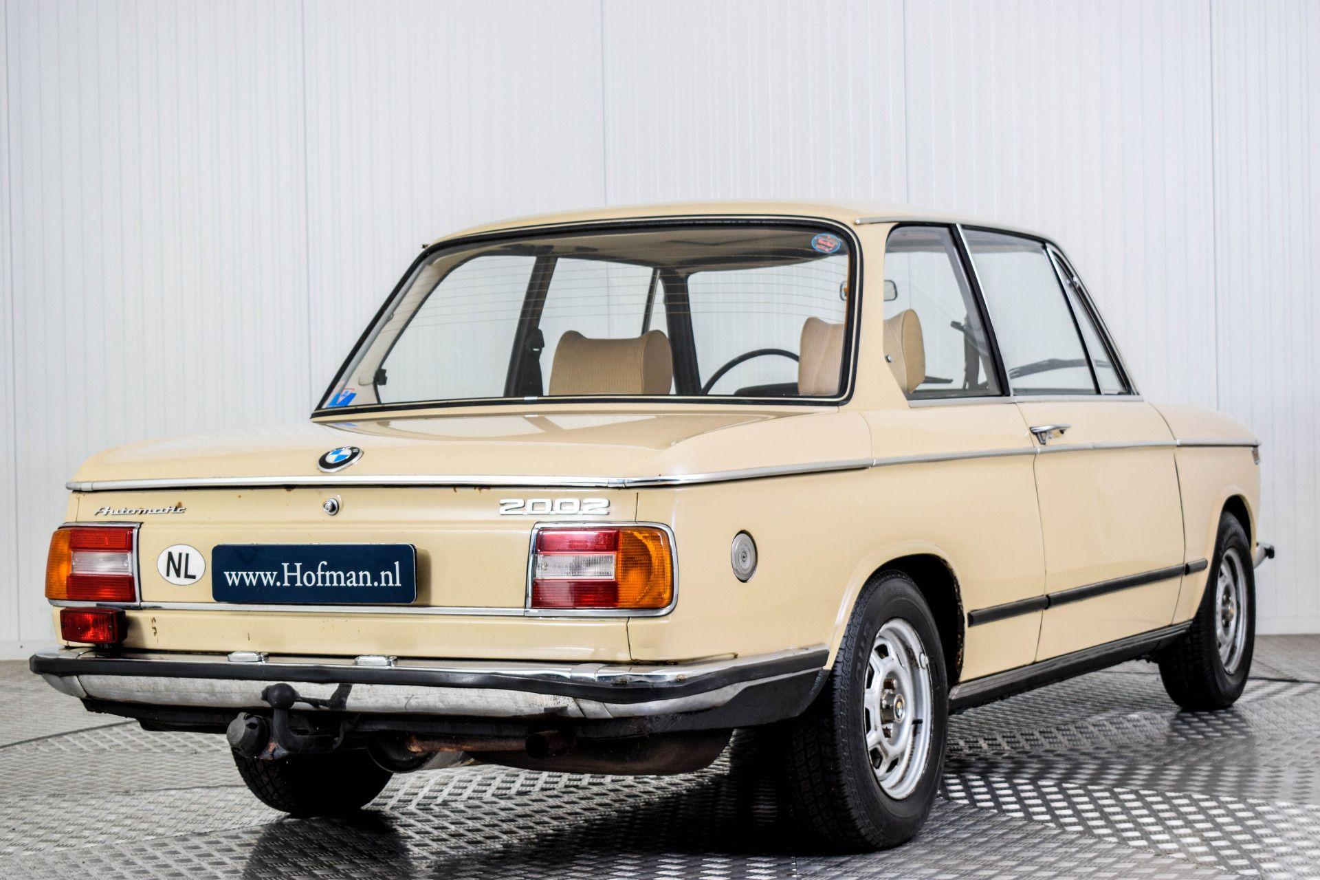 BMW 2002 Eerste eigenaar! Foto 16