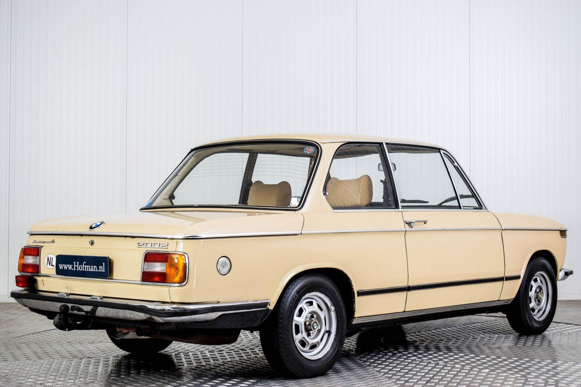 BMW 2002 Eerste eigenaar! Foto 2