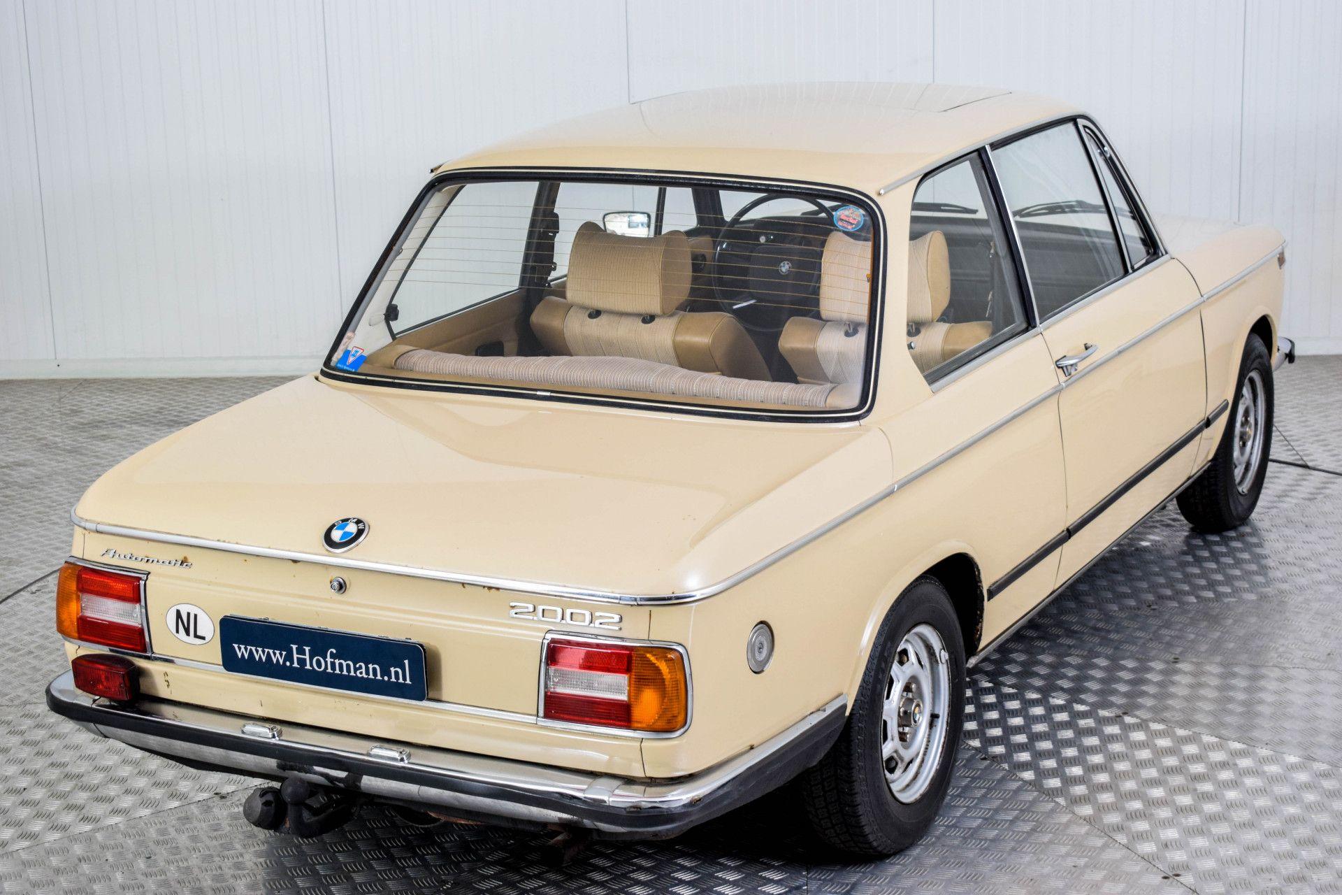 BMW 2002 Eerste eigenaar! Foto 39