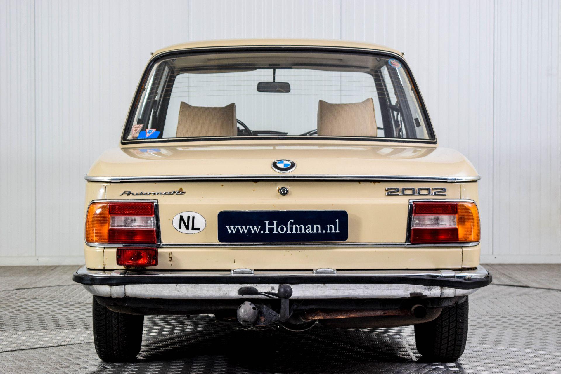 BMW 2002 Eerste eigenaar! Foto 4