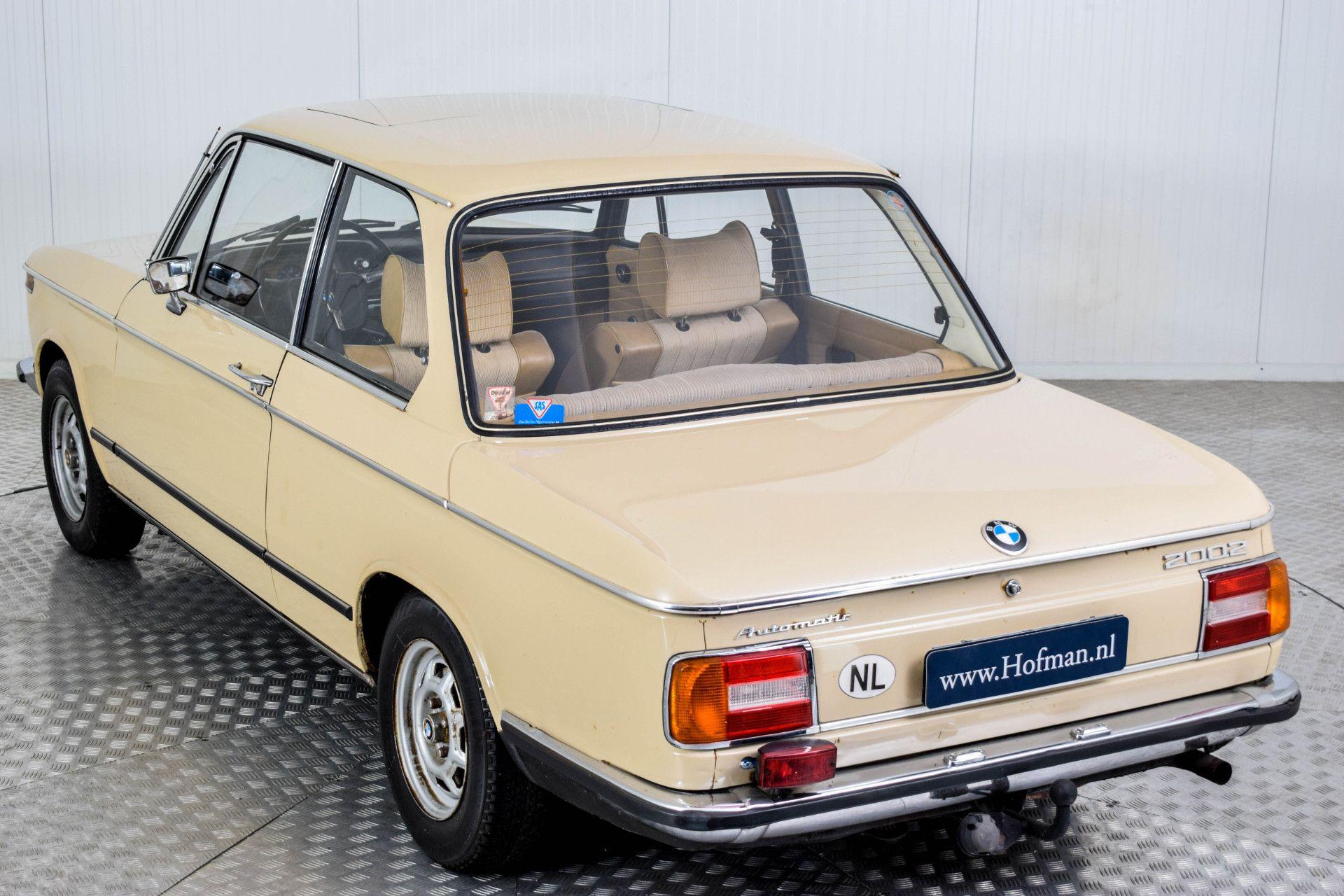 BMW 2002 Eerste eigenaar! Foto 50