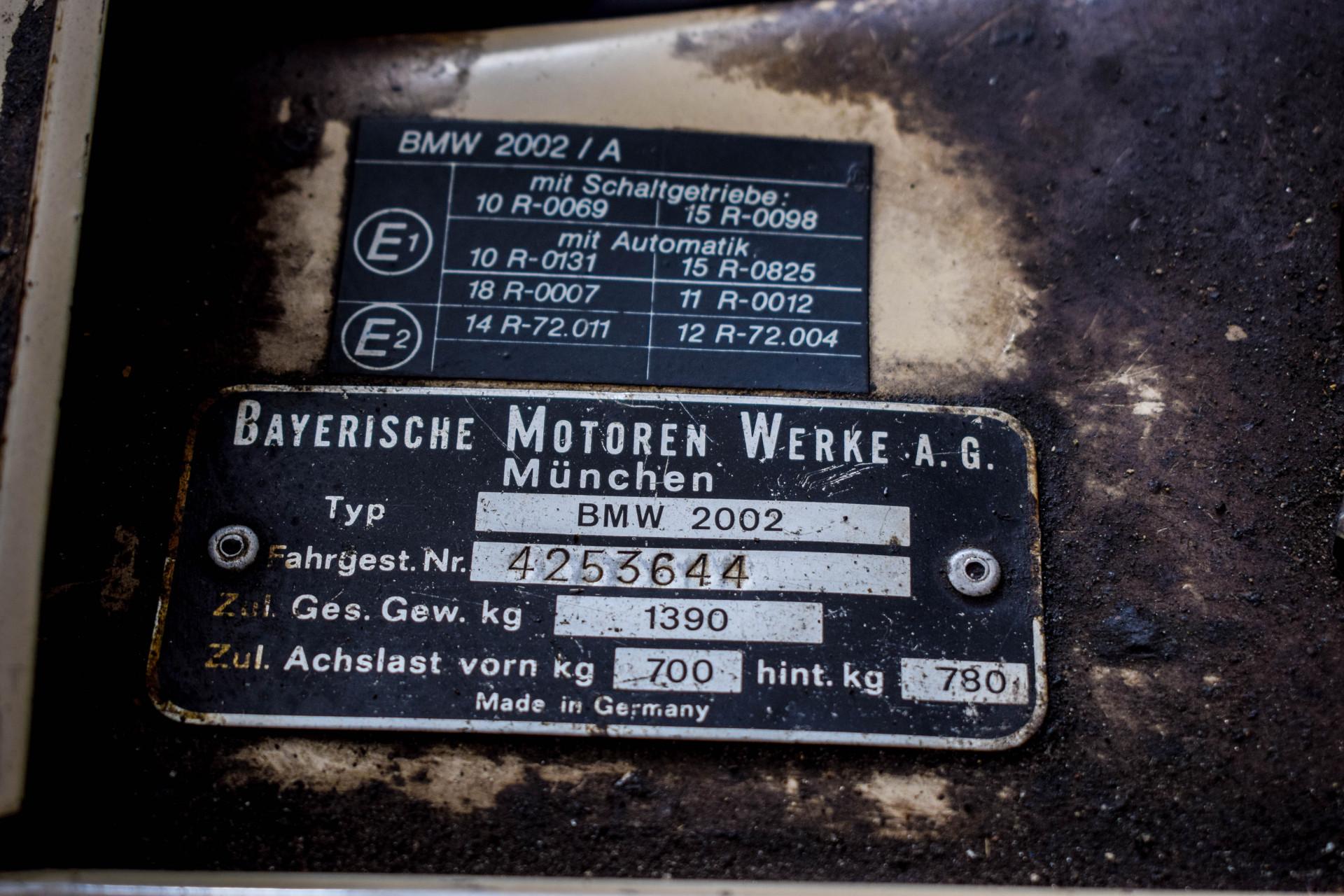 BMW 2002 Eerste eigenaar! Foto 56