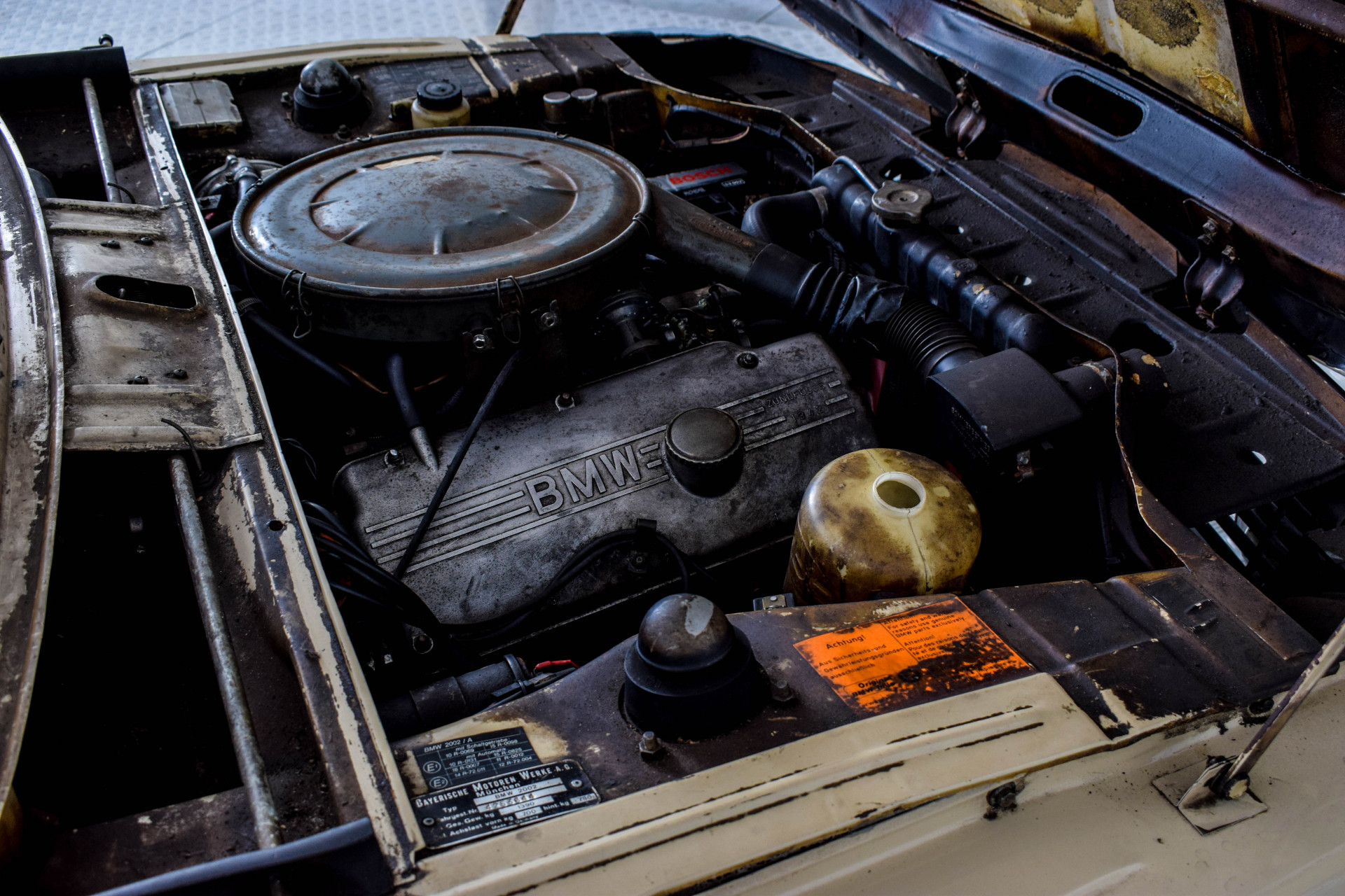 BMW 2002 Eerste eigenaar! Foto 58