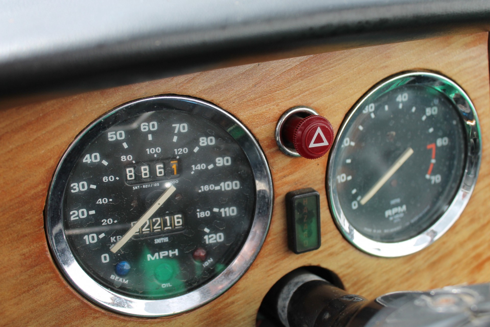 Triumph Spitfire 1500 Overdrive Foto 25