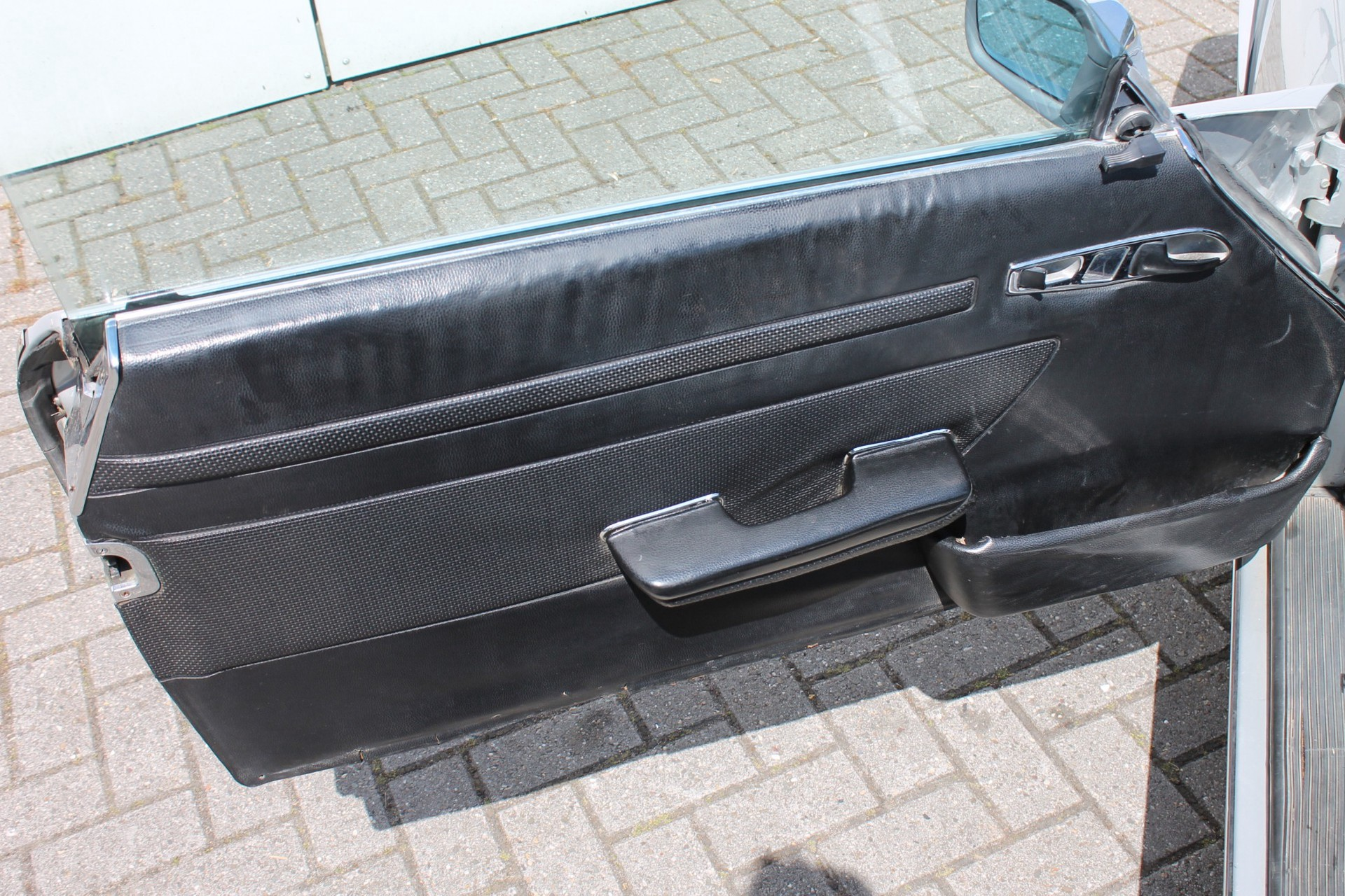 Mercedes-Benz SL-Klasse 450 SL Roadster Foto 9