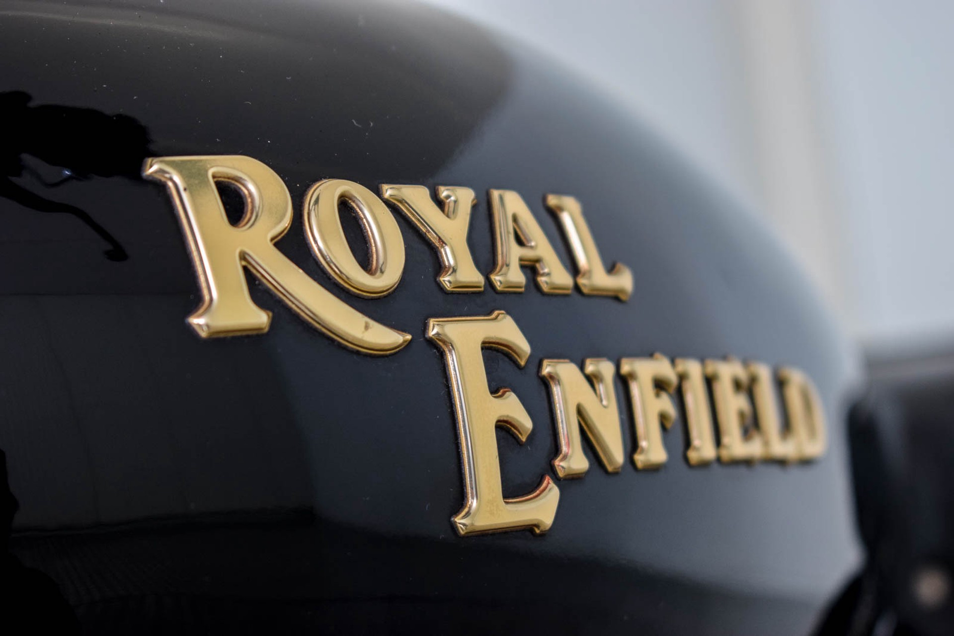ROYAL ENFIELD  Tour BULLET 500 slechts 1965 KM! Foto 26