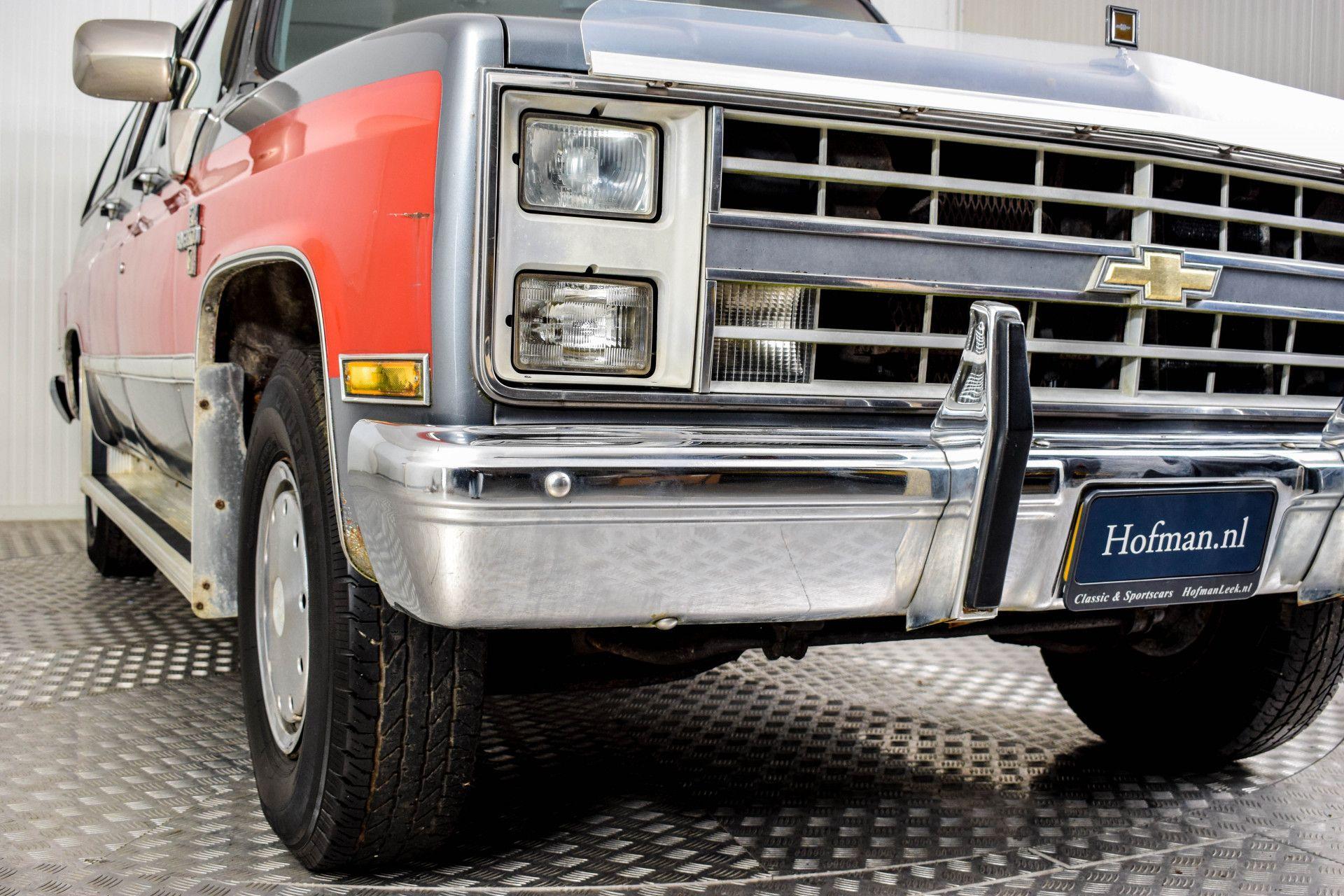 Chevrolet Silverado Suburban Foto 39