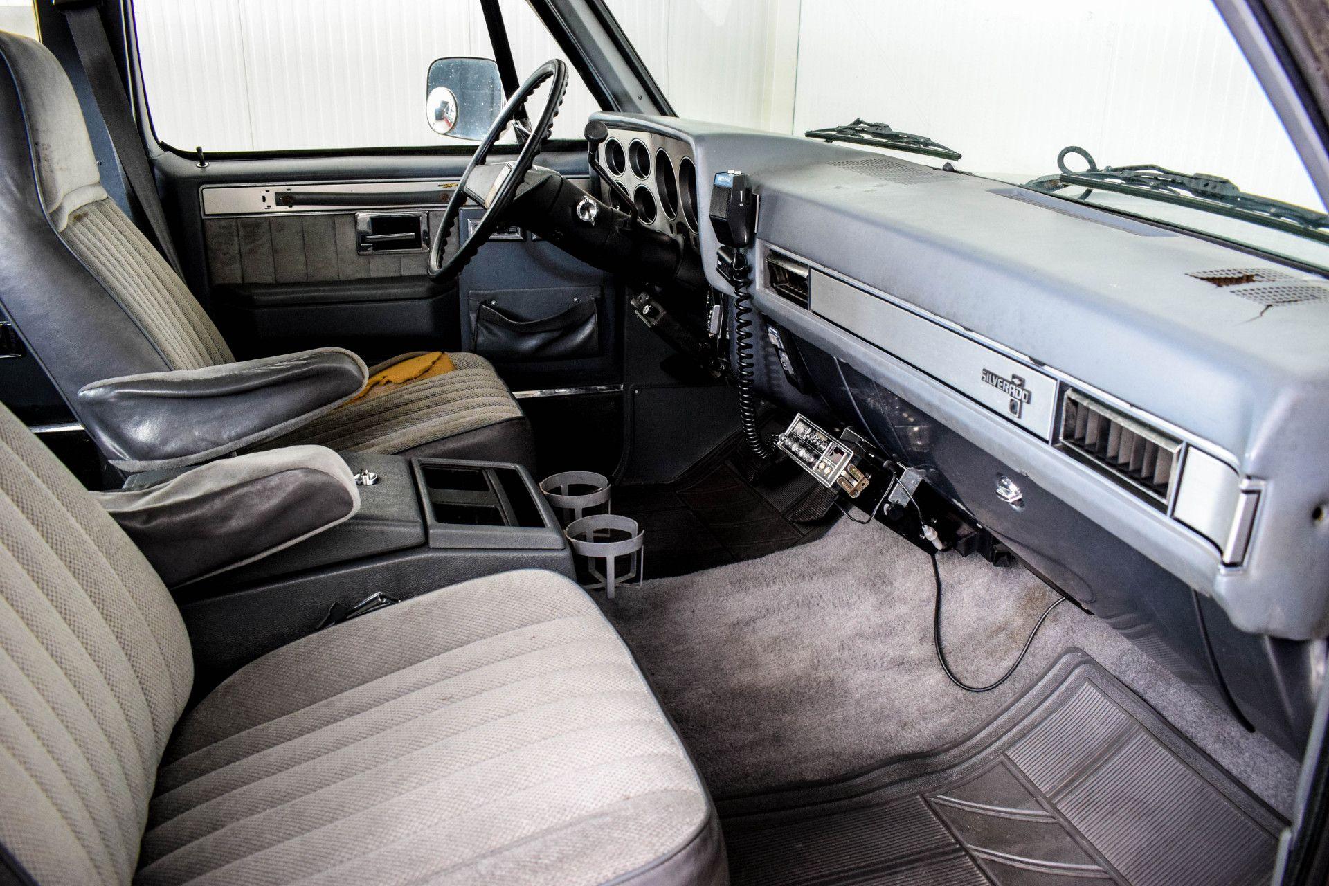 Chevrolet Silverado Suburban Foto 41