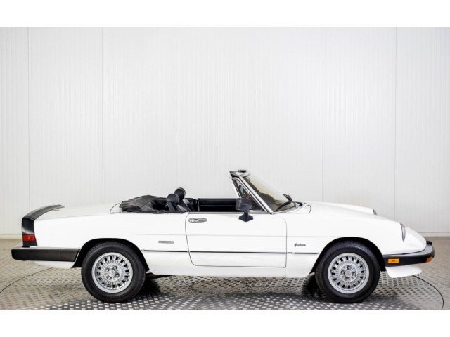 Alfa Romeo Spider Graduate Injection Foto 27