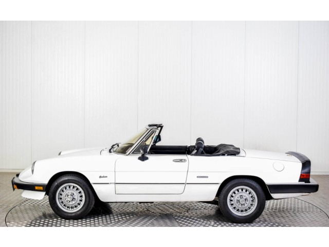 Alfa Romeo Spider Graduate Injection Foto 28