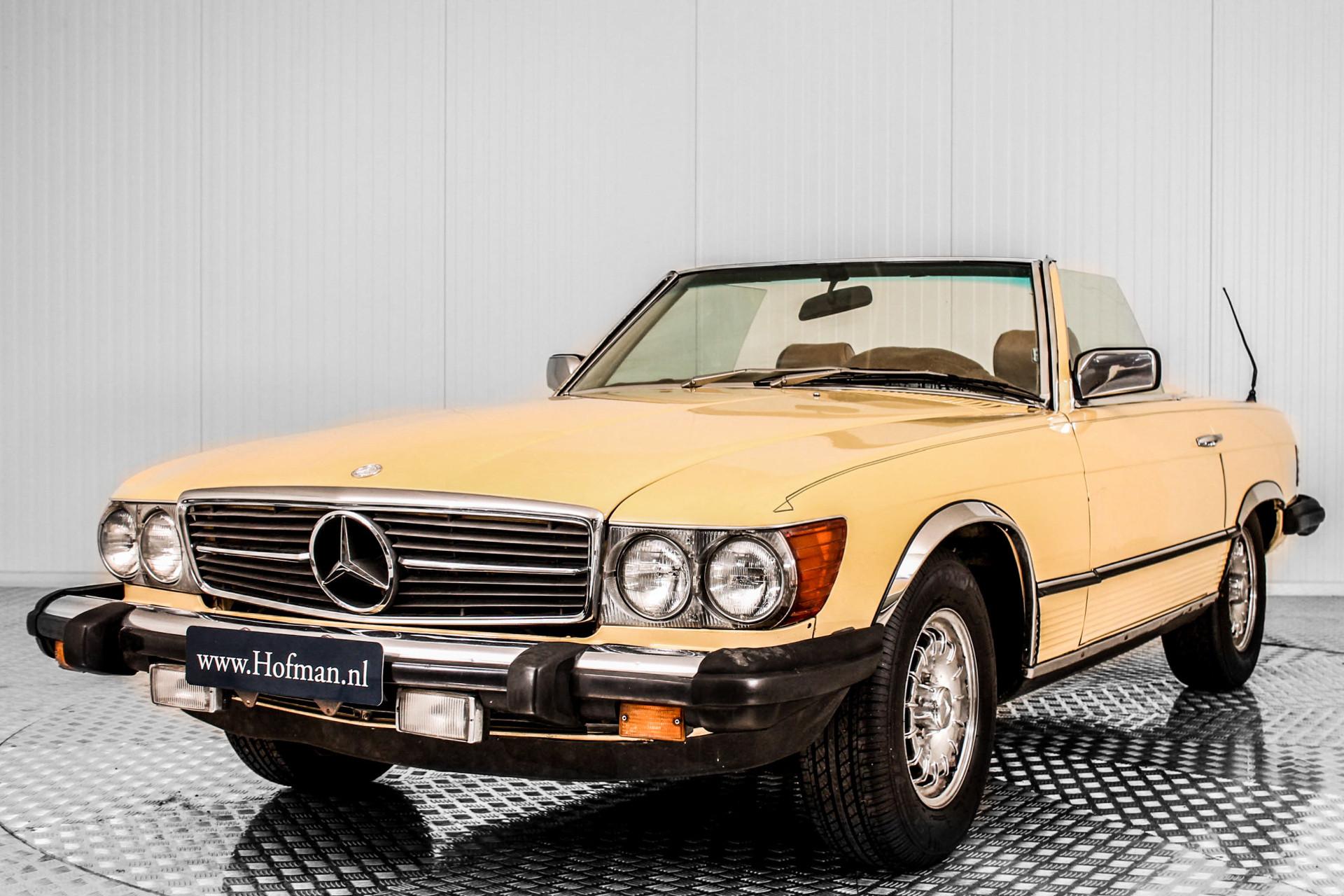 Mercedes-Benz SL-Klasse Roadster 380 SL Foto 17