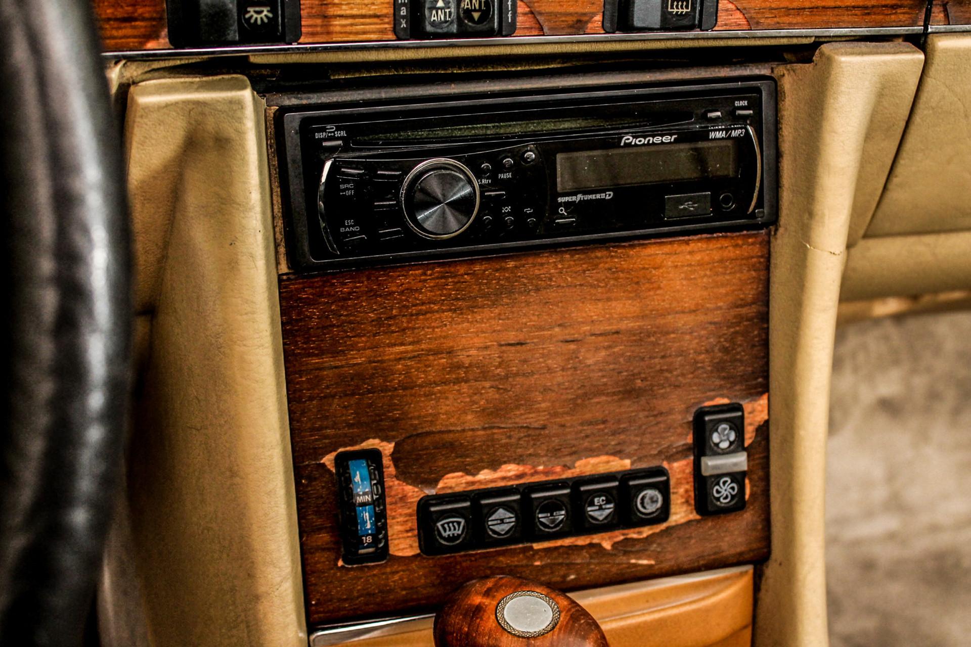 Mercedes-Benz SL-Klasse Roadster 380 SL Foto 30