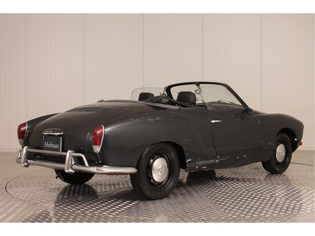 volkswagen karmann ghia cabrio hofman leek. Black Bedroom Furniture Sets. Home Design Ideas