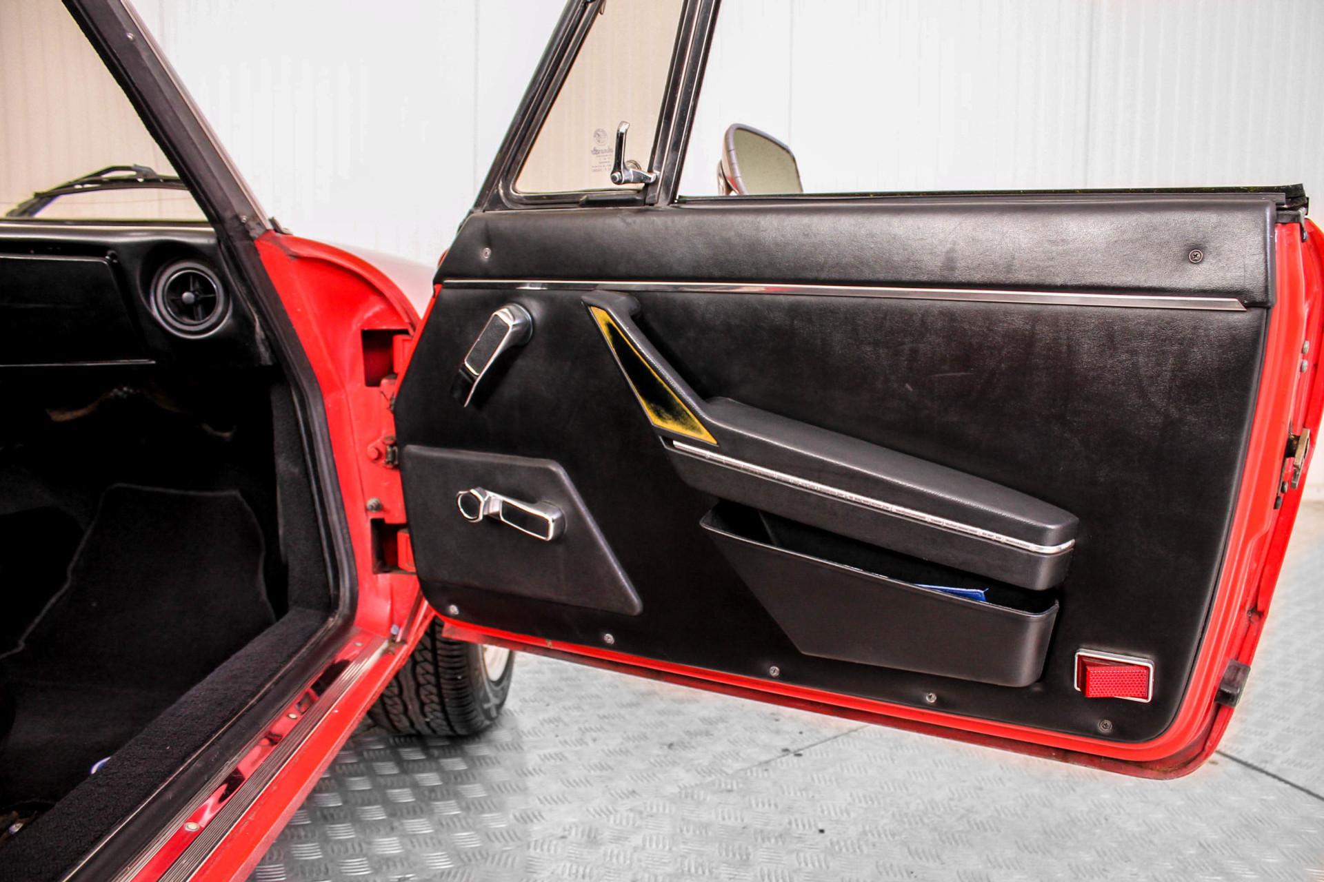 Alfa Romeo Spider 1600 Foto 32