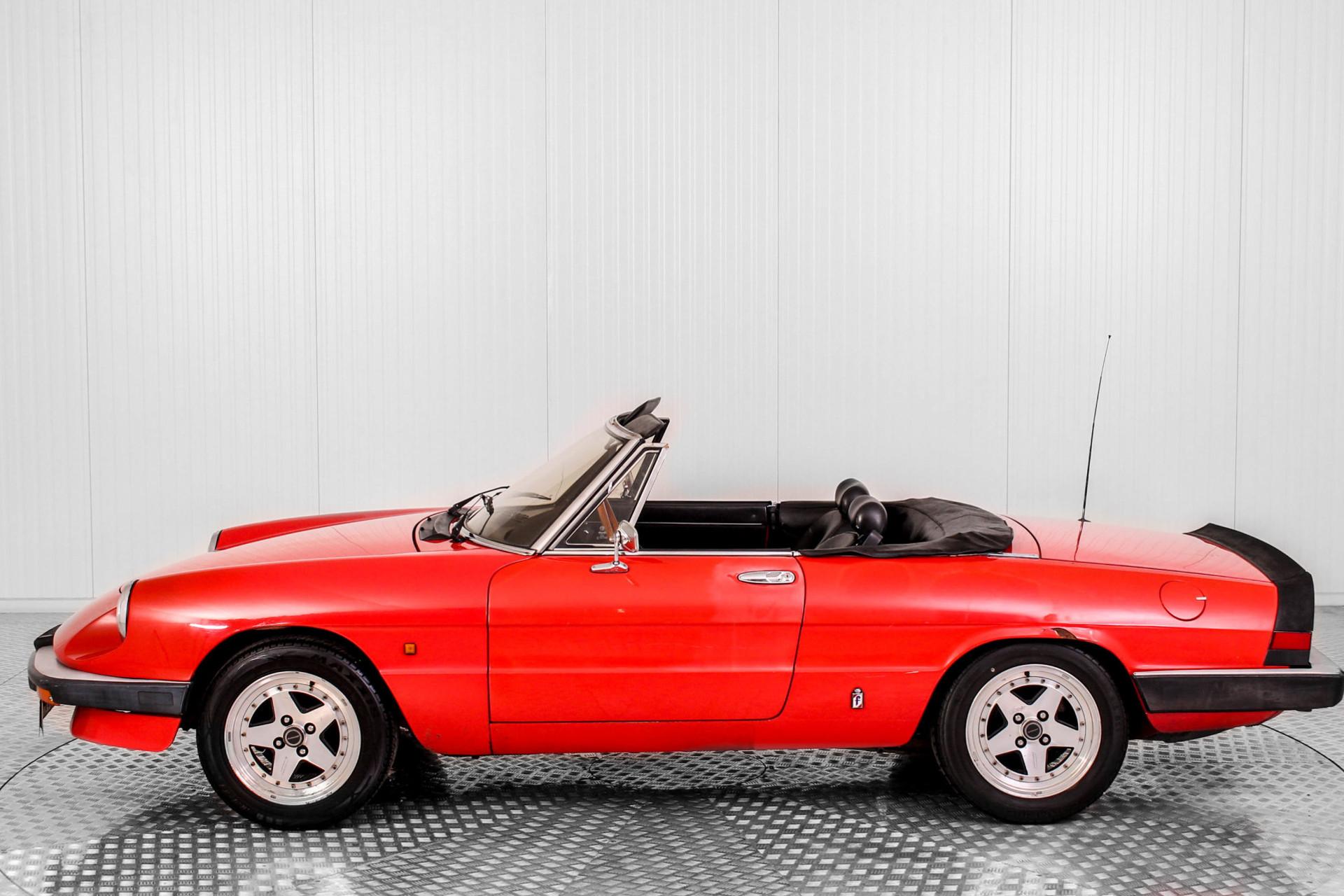 Alfa Romeo Spider 1600 Foto 41