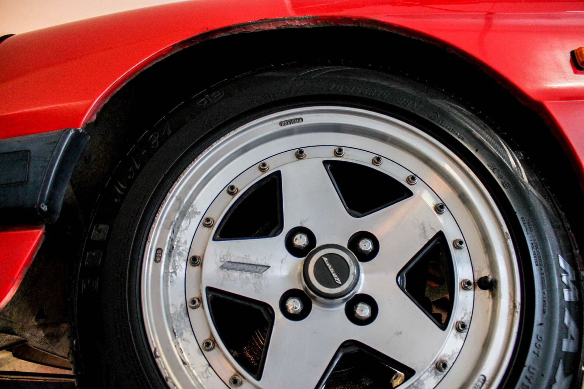 Alfa Romeo Spider 1600 Foto 45