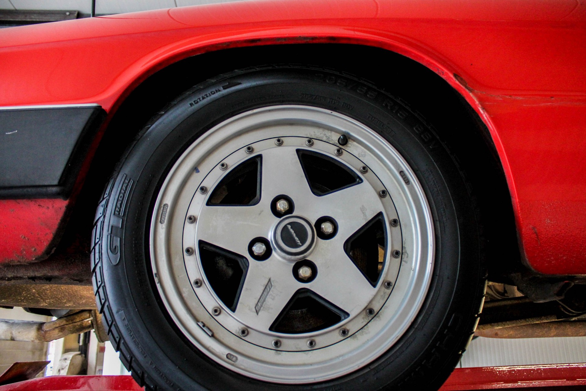 Alfa Romeo Spider 1600 Foto 48