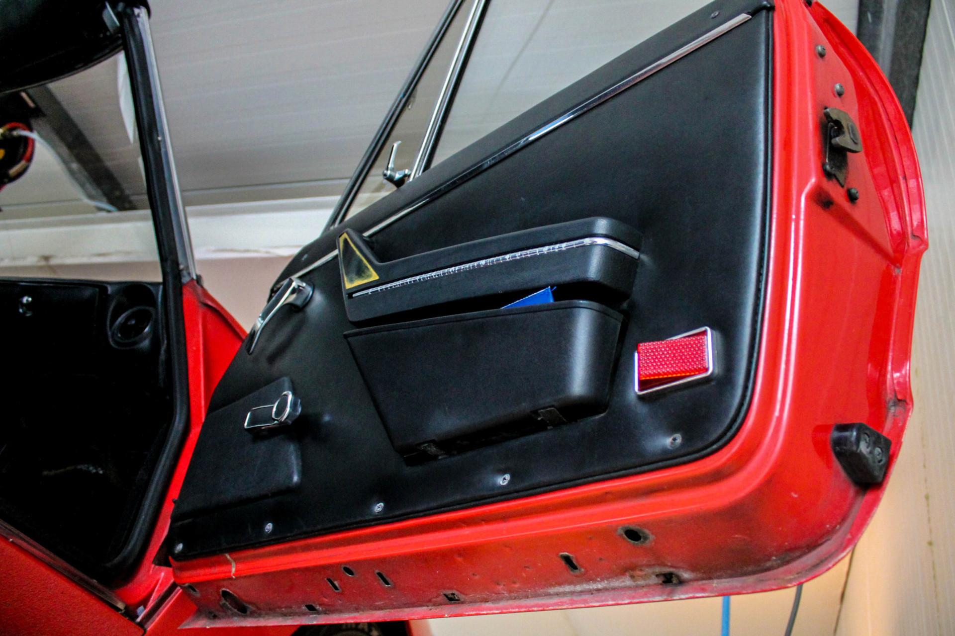 Alfa Romeo Spider 1600 Foto 49
