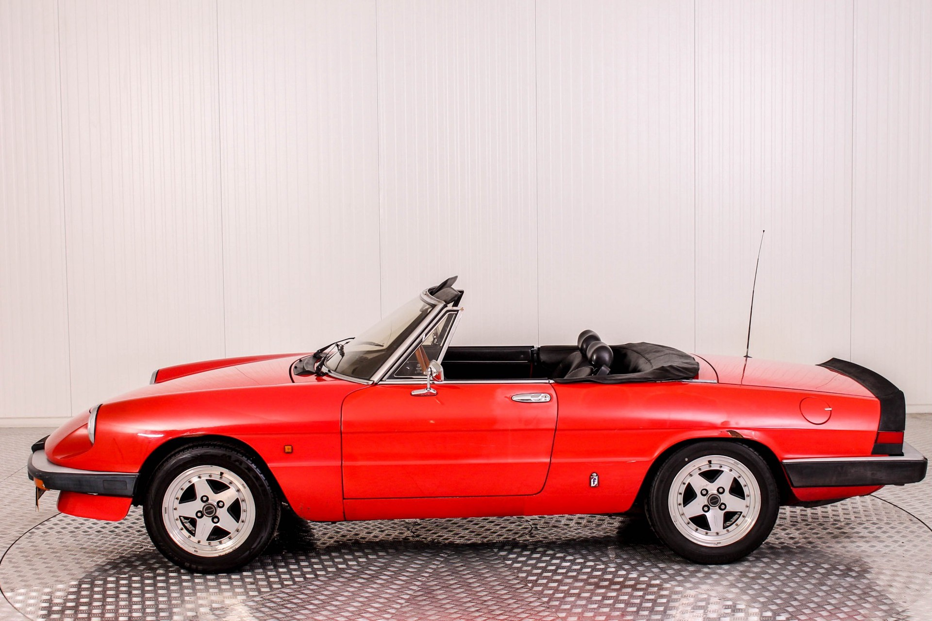 Alfa Romeo Spider 1600 Foto 5