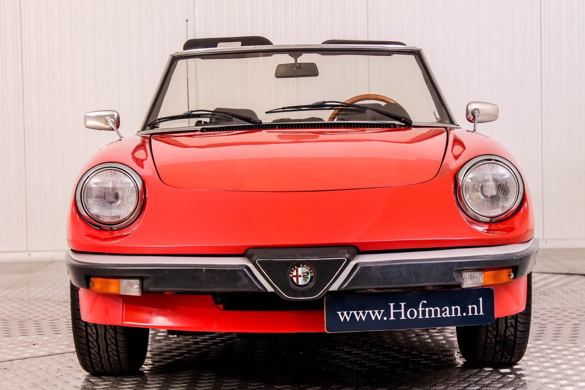 Alfa Romeo Spider 1600 Foto 6