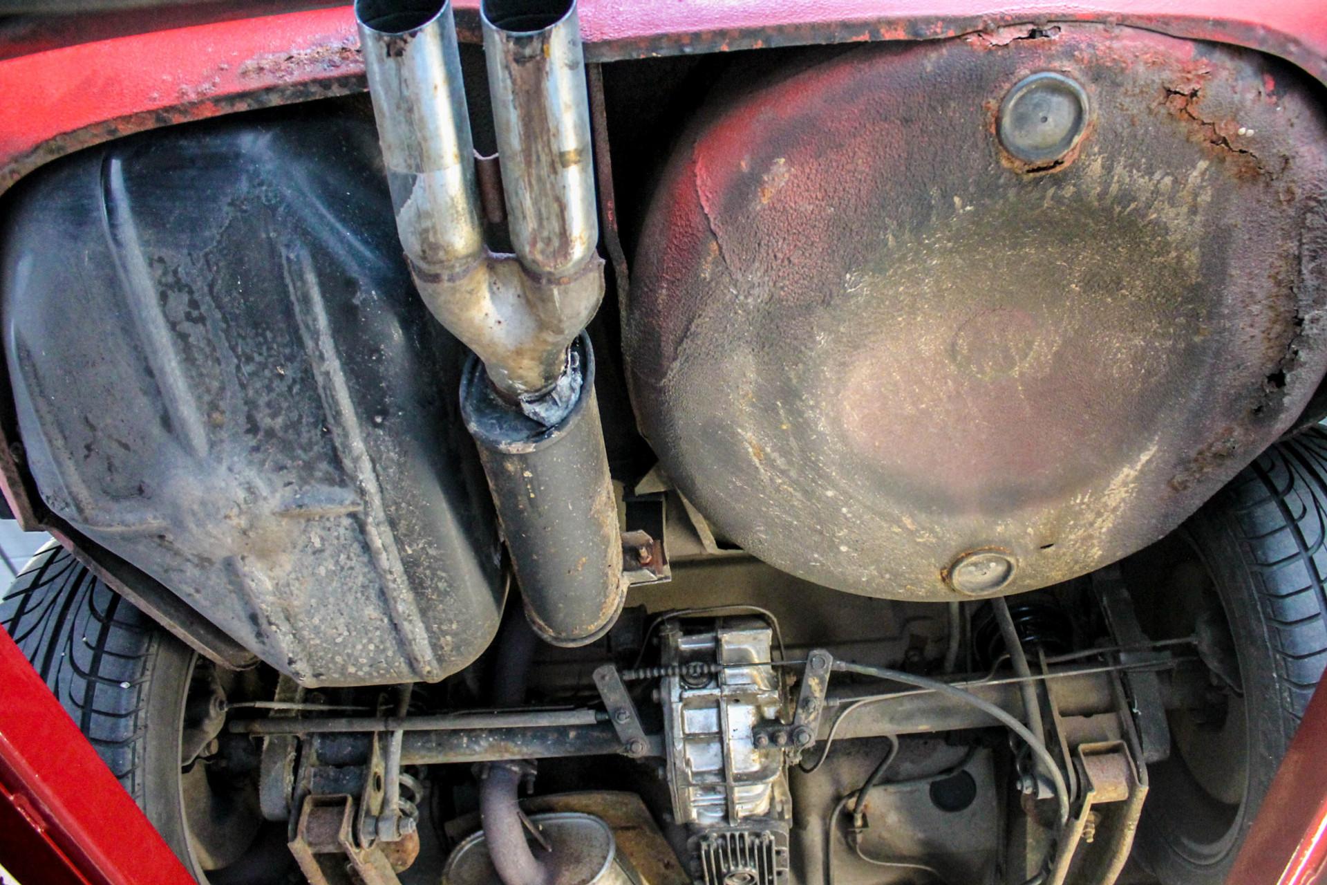 Alfa Romeo Spider 1600 Foto 61