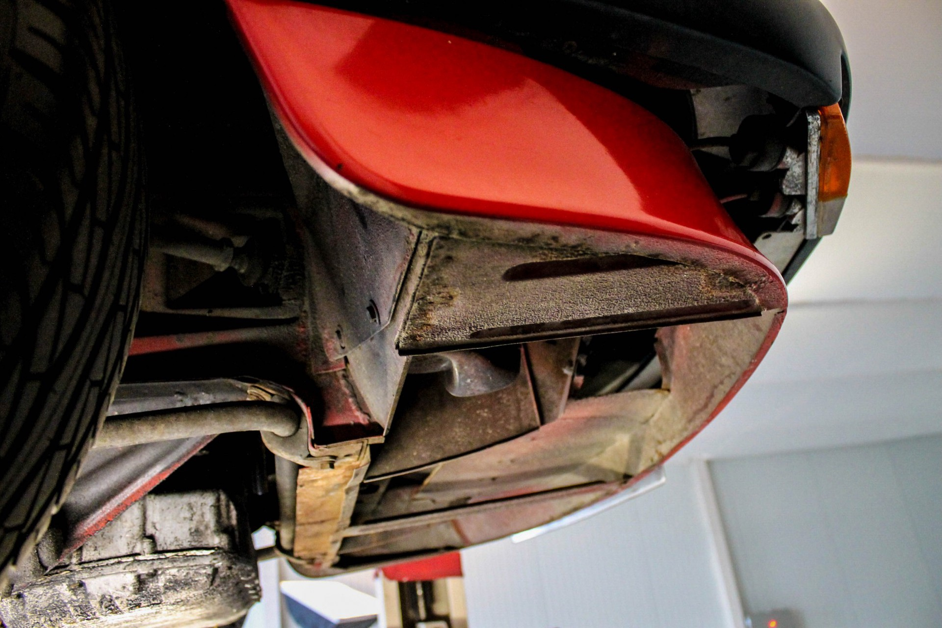 Alfa Romeo Spider 1600 Foto 63