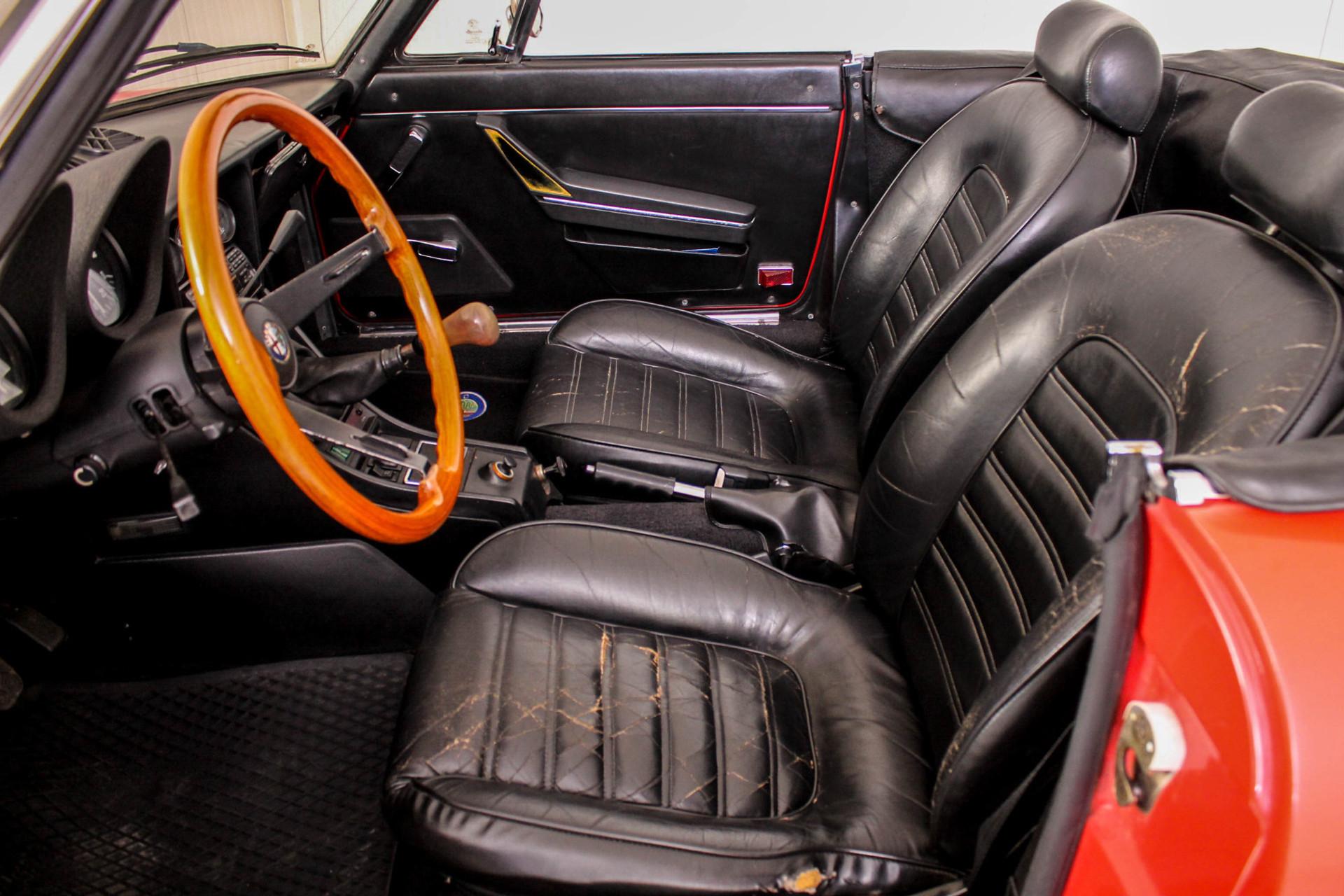 Alfa Romeo Spider 1600 Foto 7