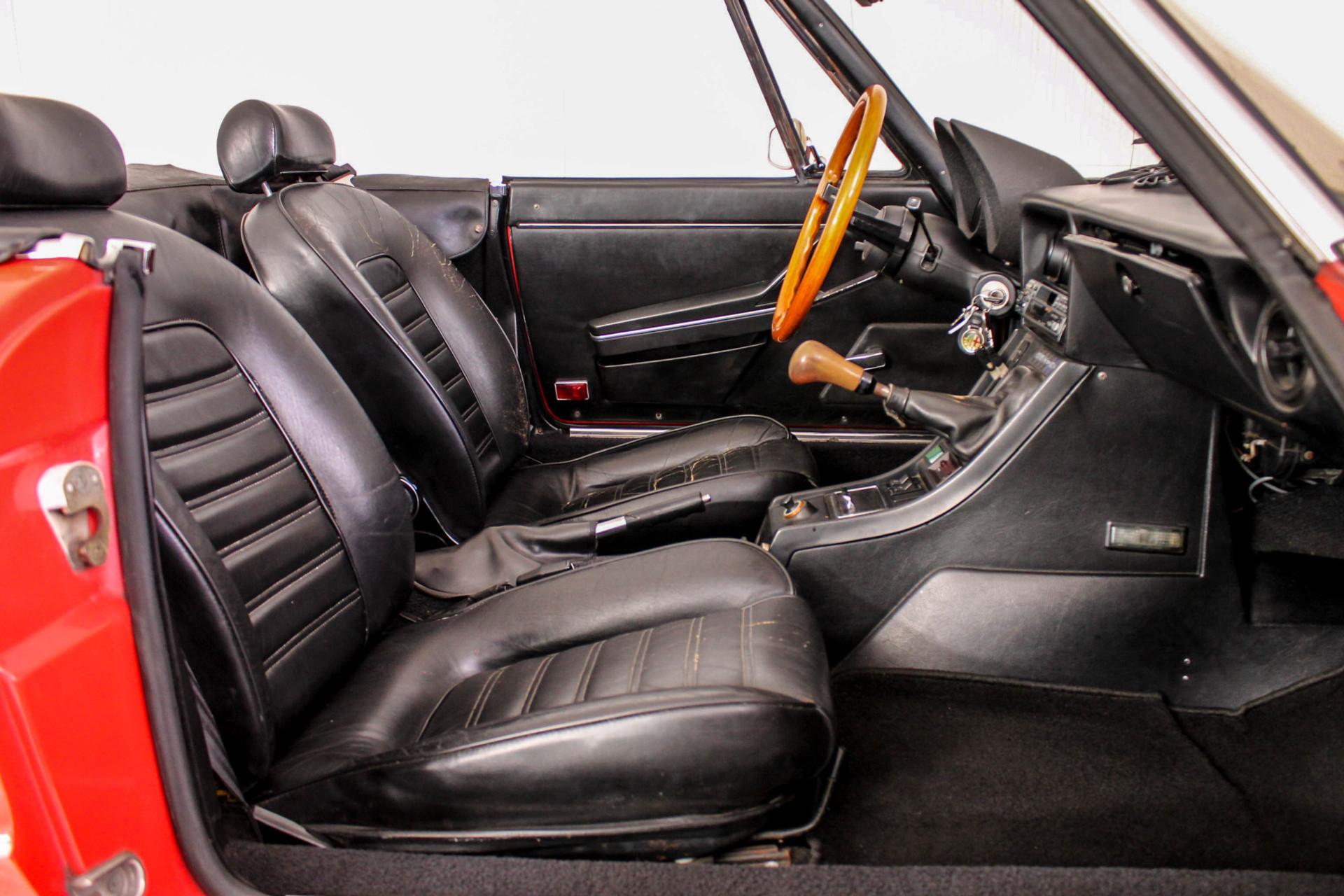 Alfa Romeo Spider 1600 Foto 8