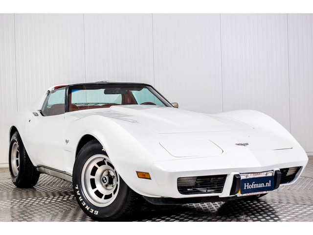 Chevrolet Corvette C3 T-Top Targa Foto 10