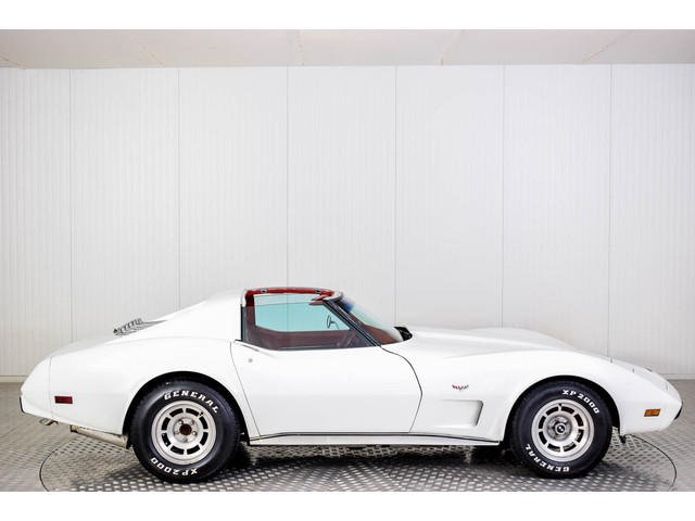 Chevrolet Corvette C3 T-Top Targa Foto 31