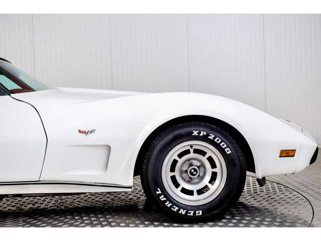 Chevrolet Corvette C3 T-Top Targa Foto 34
