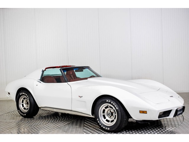 Chevrolet Corvette C3 T-Top Targa Foto 45