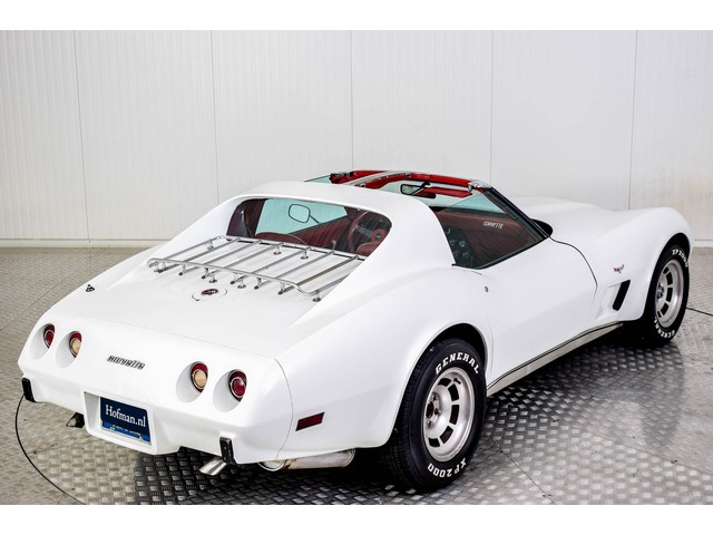 Chevrolet Corvette C3 T-Top Targa Foto 49