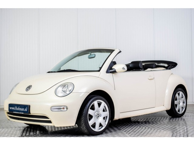 Volkswagen New Beetle Cabriolet 2.0 HIGHLINE Foto 1