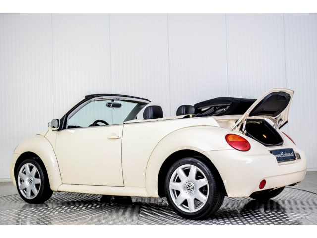 Volkswagen New Beetle Cabriolet 2.0 HIGHLINE Foto 12