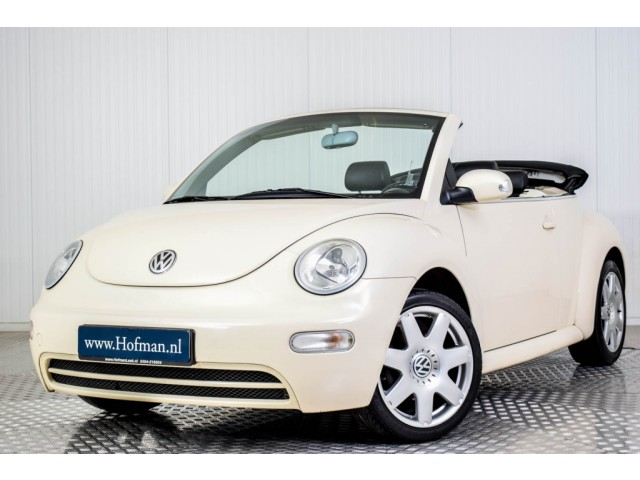 Volkswagen New Beetle Cabriolet 2.0 HIGHLINE Foto 14