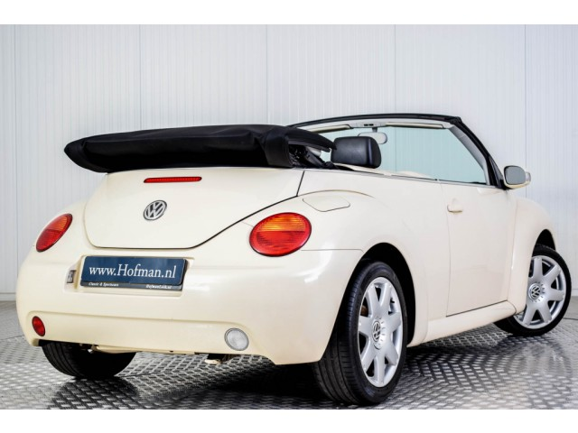 Volkswagen New Beetle Cabriolet 2.0 HIGHLINE Foto 15