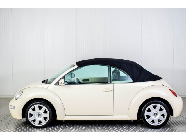 Volkswagen New Beetle Cabriolet 2.0 HIGHLINE Foto 16