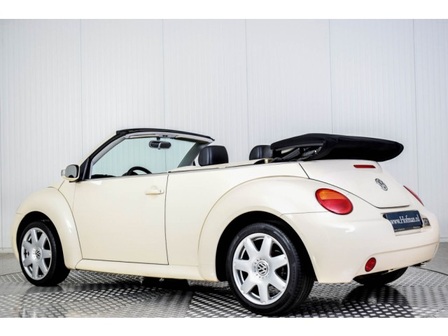 Volkswagen New Beetle Cabriolet 2.0 HIGHLINE Foto 19