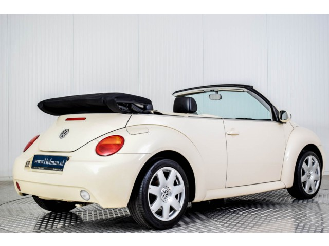 Volkswagen New Beetle Cabriolet 2.0 HIGHLINE Foto 2