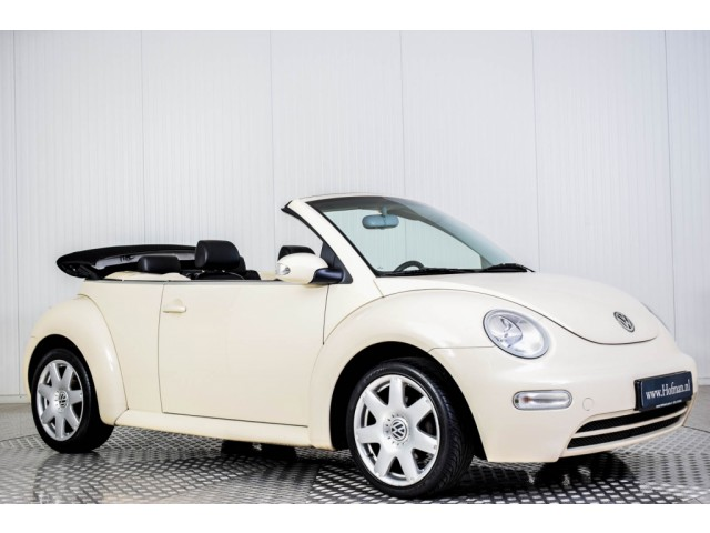 Volkswagen New Beetle Cabriolet 2.0 HIGHLINE Foto 20