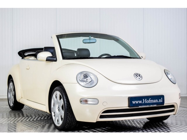 Volkswagen New Beetle Cabriolet 2.0 HIGHLINE Foto 3