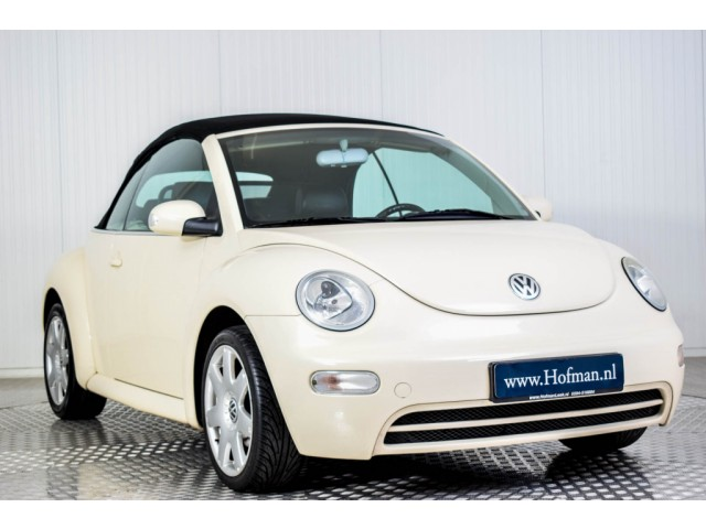 Volkswagen New Beetle Cabriolet 2.0 HIGHLINE Foto 32