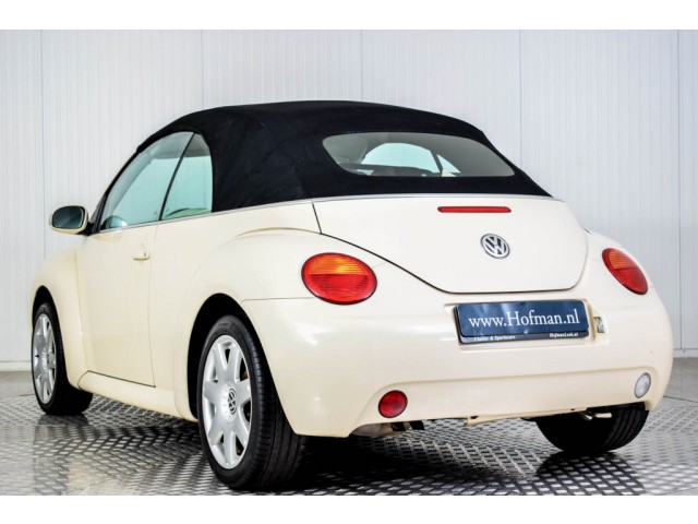 Volkswagen New Beetle Cabriolet 2.0 HIGHLINE Foto 33