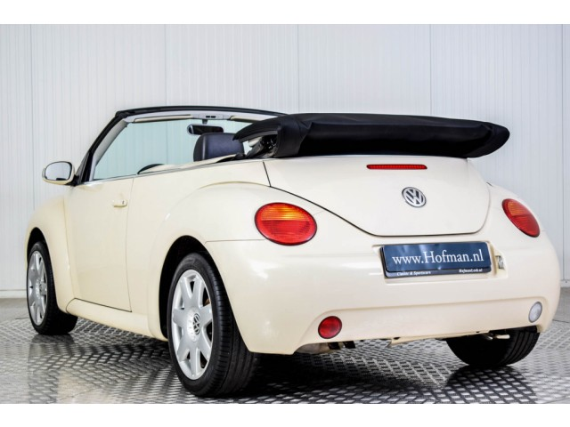 Volkswagen New Beetle Cabriolet 2.0 HIGHLINE Foto 4