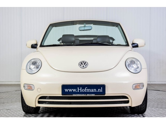Volkswagen New Beetle Cabriolet 2.0 HIGHLINE Foto 5