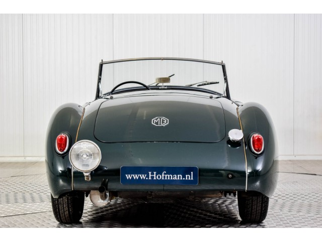MG A MGA Roadster Foto 4